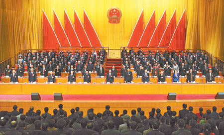 湖南省 罗新国/2月1日,湖南省第十二届人民代表大会第一次会议在长沙胜利闭幕...