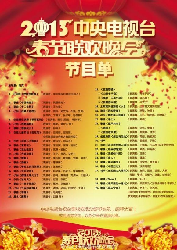 歌曲《我爱你中国》   表演者:汪峰   34.