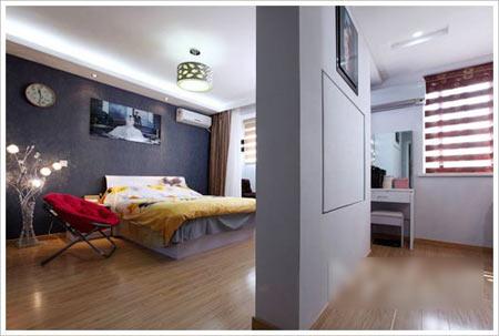 小户型家装设计效果图 3六万改造30平差房型高清图片