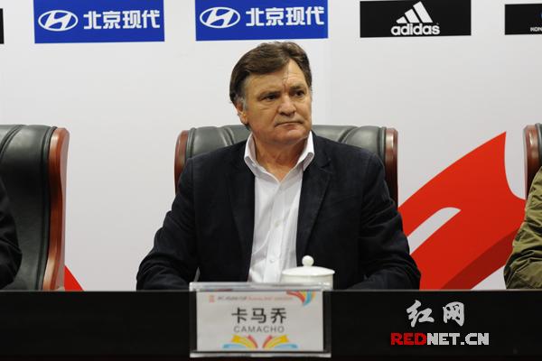 中国国家男子足球队主教练卡马乔表示,3月22日