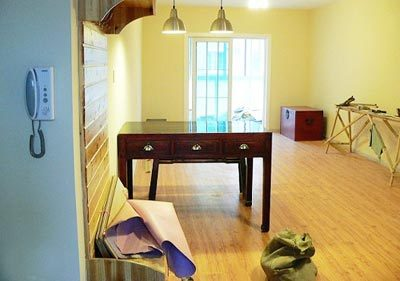 三万多装出两房两厅家 欣赏80平小家装修效果图 高清图片