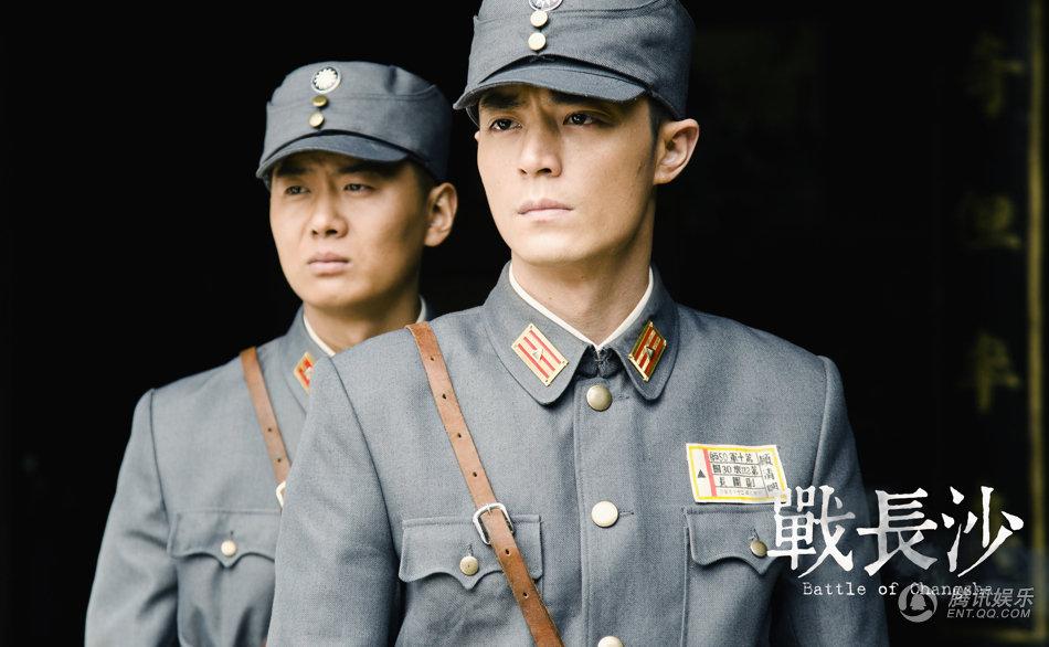 视频霍建华杨紫领衔《战长沙》片花曝光