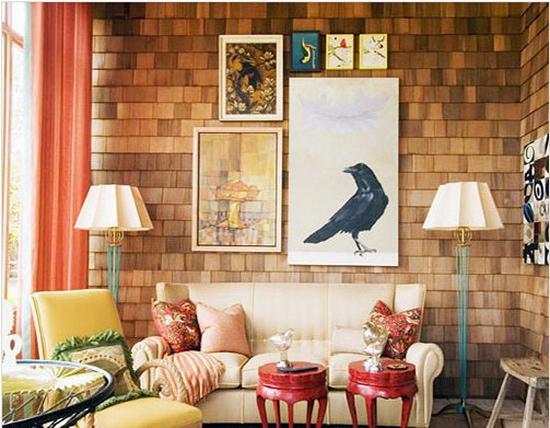 客厅装修效果图 学习小户型客厅设计