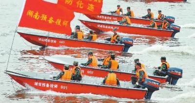 湖南4月1日开始进入汛期 今年发大洪水概率大