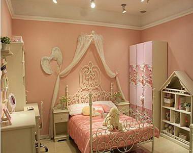 儿童卧室小清新设计