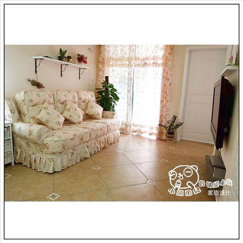 有气质的家设计 30平米小户型案例高清图片