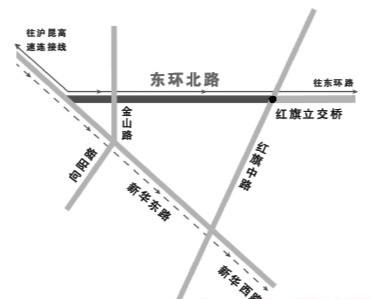 株洲市中环将连接成圈,成为城市环线快车道.