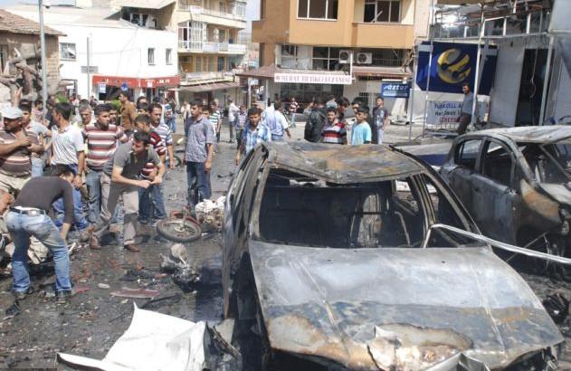土耳其余人汽车袭击百炸弹死伤叙政府被指是元凶瑞虎8清零图片