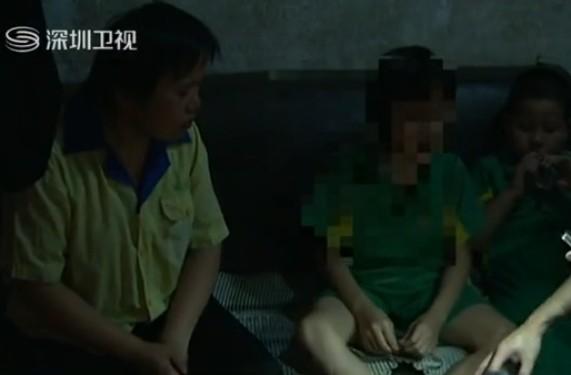 视频深圳女童遭邻居六旬老汉猥亵