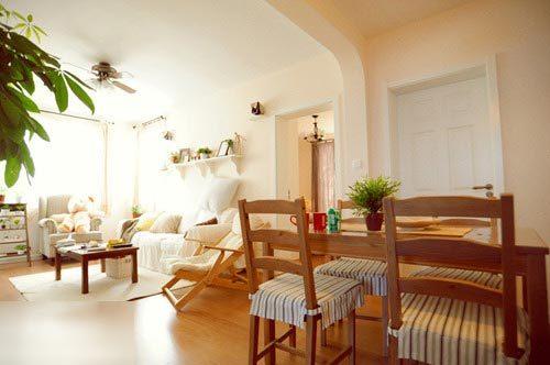 96平三居室装修图 家的现代简约风 高清图片
