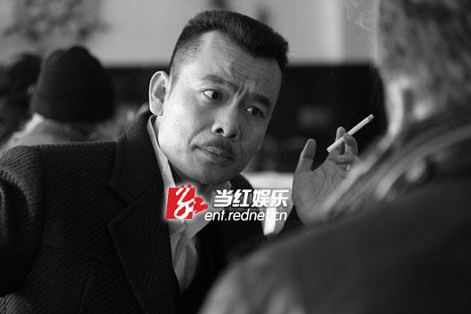 《青岛往事》中饰演了剧中第一大反派吉村金一郎