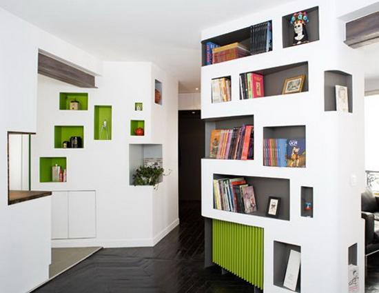 50平米小公寓装修 超完美样板间图 高清图片