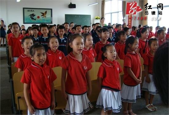 成就中国梦   湘钢一校邀请邰勇夫作励志演讲