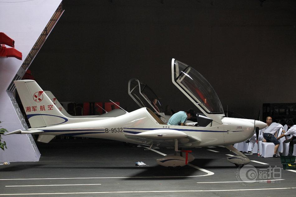 长沙建国内首家6s私人飞机俱乐部