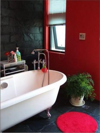 欧式卫浴间装修图 有贵族气质的家 高清图片