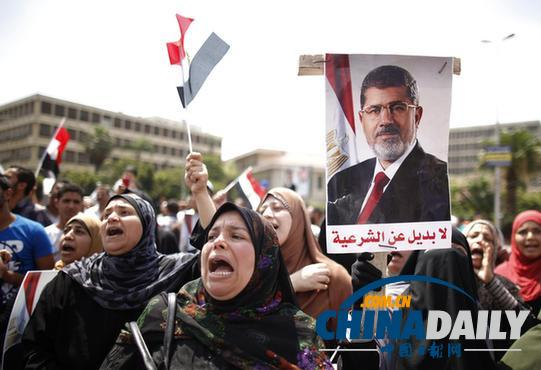 埃及开罗大学附近示威引冲突 死亡者升至16人