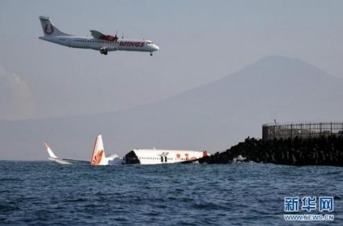 [盘点]全球近年来发生的飞机失事事故(图)