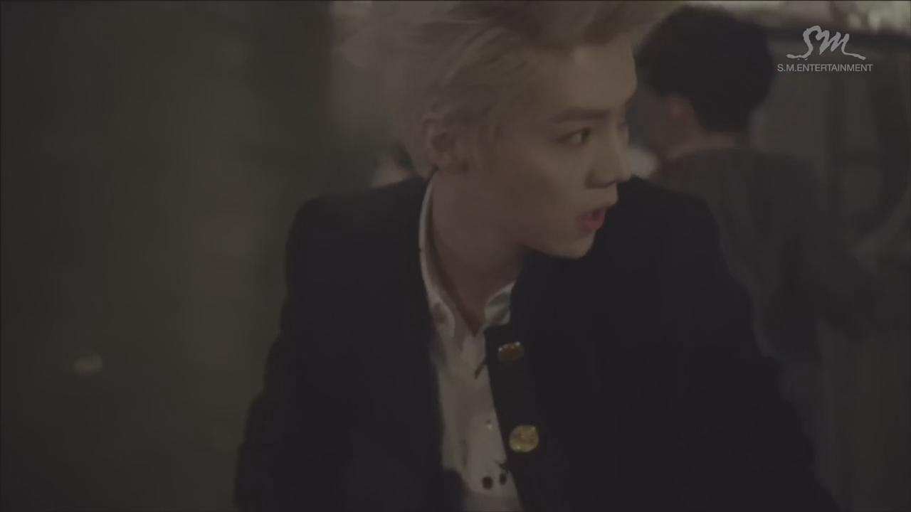 EXO《狼与美女》(Wolf)官方剧情版.-EXO 狼与美女 中文剧情版
