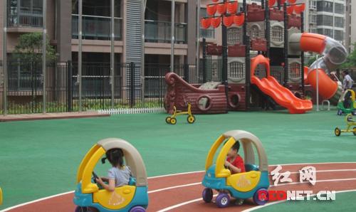 湖南有了第一家游戏主题幼儿园