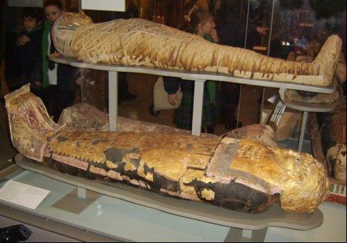 法老王的诅咒? 盘点古埃及金字塔中的奇异事件