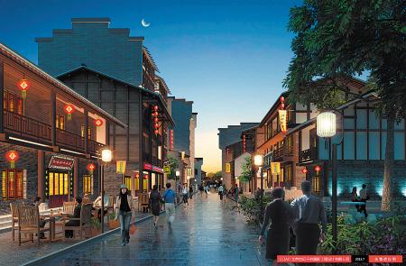 湘潭窑湾历史文化街区修建性详细规划通过评审