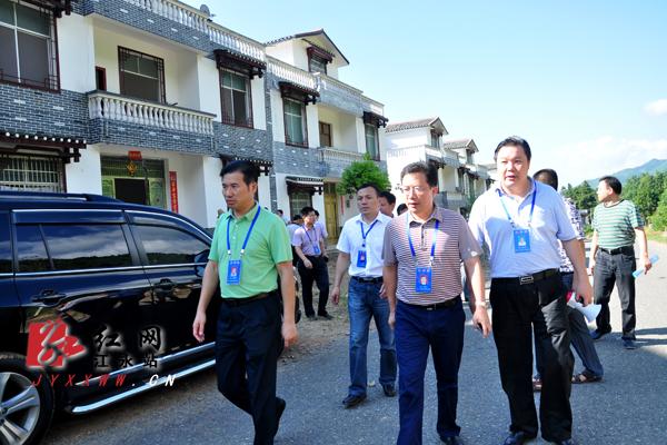 江永县刘家庄新农村建设项目现场推进会召开(图)图片