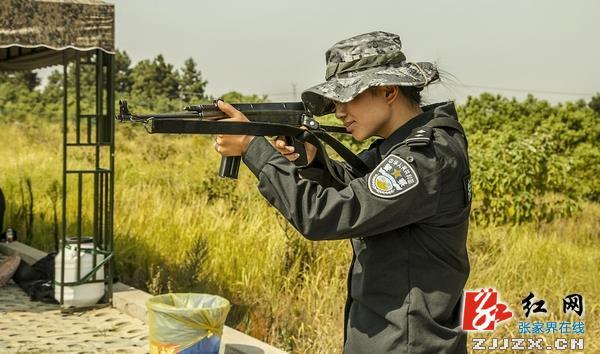 喜讯!张家界特警在2013年全省公安特警比武中喜获佳绩