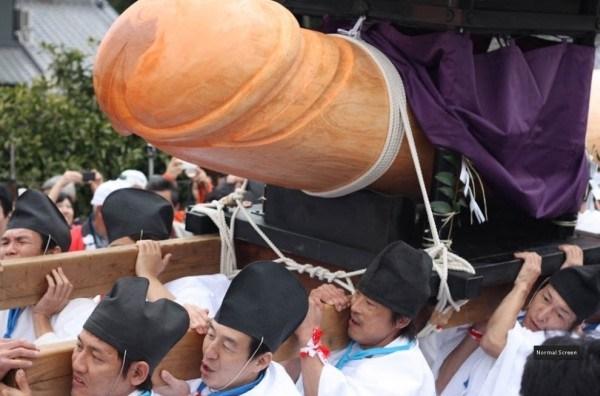 难以置信!日本疯狂的生殖性交崇拜(组图)_旅游