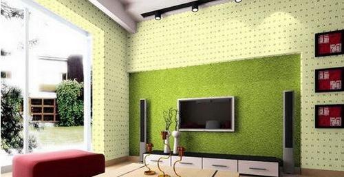 欧式电视背景墙 打造最人性化家居
