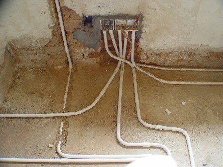 室内装饰 水电装修经验大分享高清图片