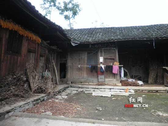 李方芝的家。