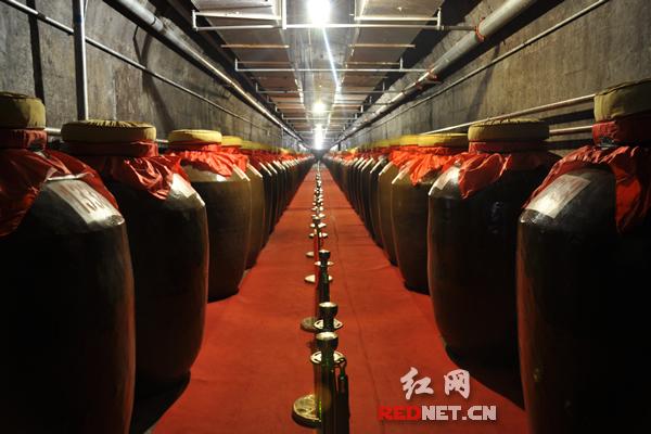 主业带动产业 稻花香打造鄂西最大现代综合物流园