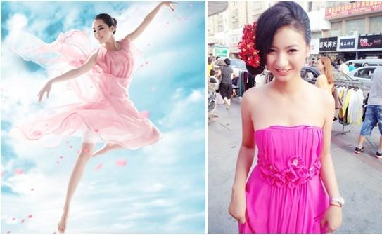 上海最美女生14强部分选手