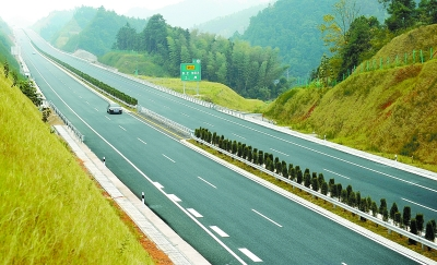 長瀏高速建成通車 長沙至江西只需1.5小時