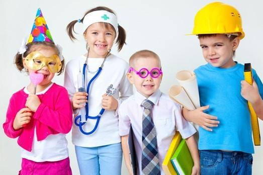 重庆欧文少儿英语培训机构再现美国课堂 释放孩子天性