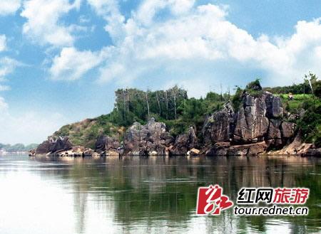 祁阳浯溪碑林 资料图