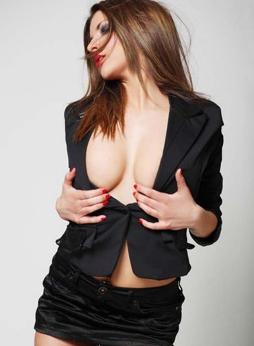 视频塞尔维亚外交部美女性感照爆红