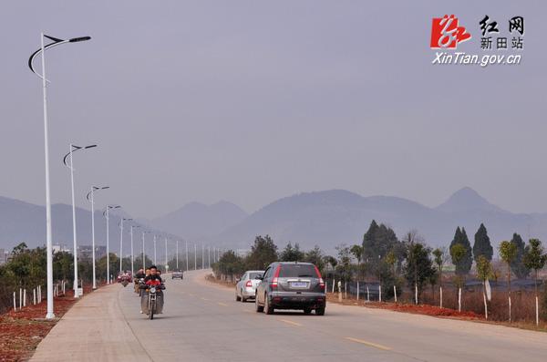 广西钦州市新隆风景