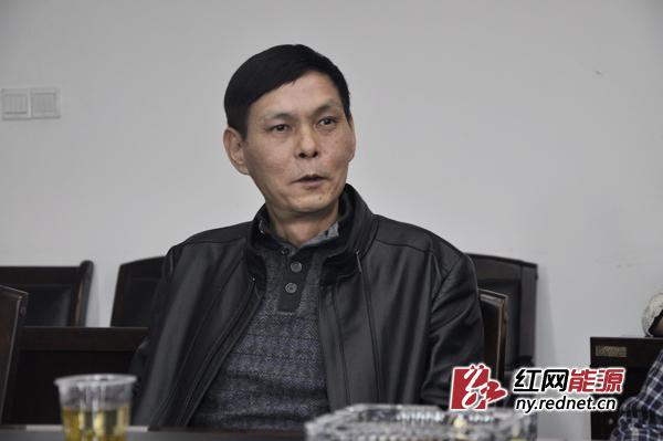 湘煤集团湘永矿业公司总经理助理李永军