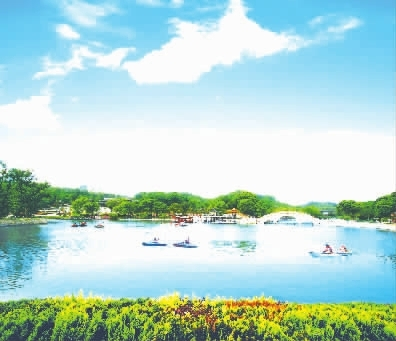 岳阳楼—君山岛景区跨越式发展掠影