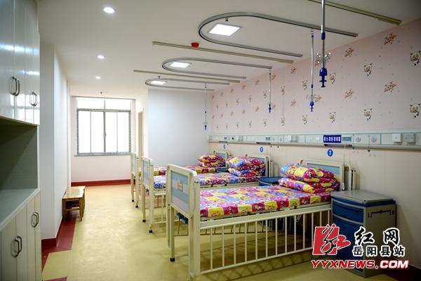 岳阳县中医院迁址城南路
