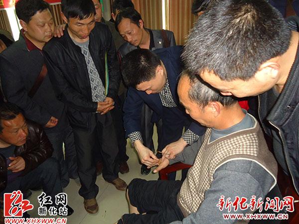 新化县中医医院举办全县基层中医药适宜技术培训班
