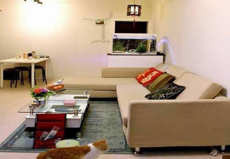 18平米小户型客厅装修效果图大全