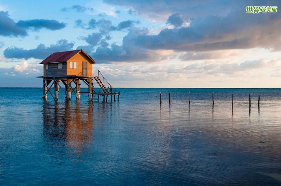 全球最僻静惬意山水小屋 享受人生中难得的宁