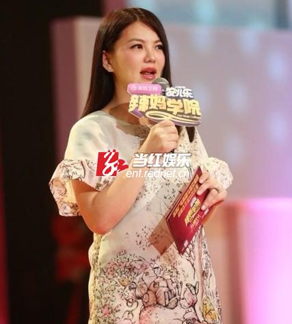 狂操李湘_李湘备孕二胎 angela明年将升级当姐姐