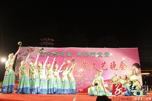 宜章:庆祝母亲节文艺晚会精彩纷呈