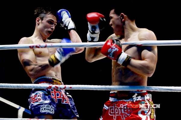 昆仑决世界拳王争霸战引爆端午