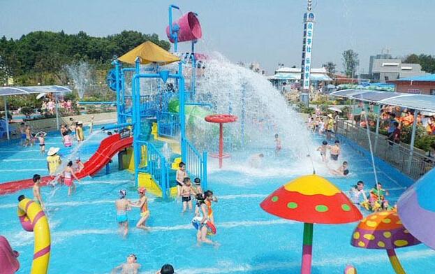 蚌埠嘉年华游乐场 游乐场 游乐场 介绍高清图片