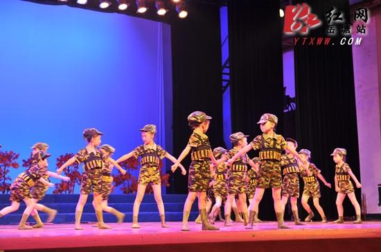 欢乐潇湘·幸福湘潭岳塘区初赛舞蹈专场举行