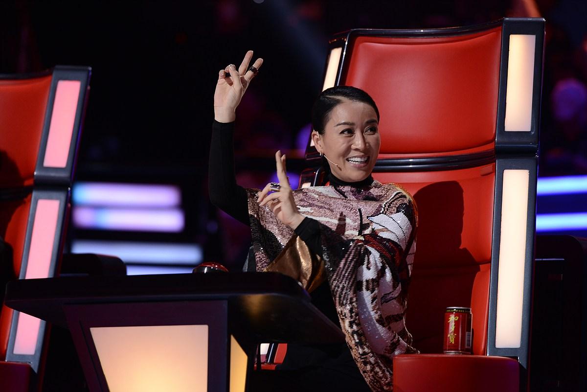 《中国好声音3》首播 那样忘情组合亮相- Mi